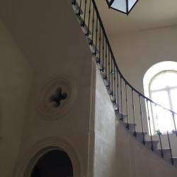 10 escalier e tudiants