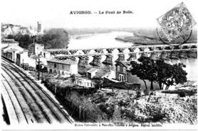 15 pont de bois 1907