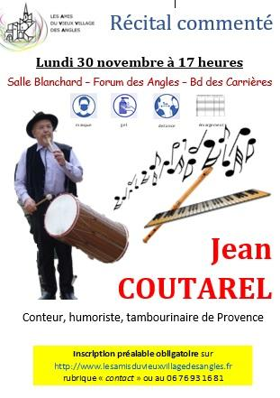 Affiche j coutarel 1120