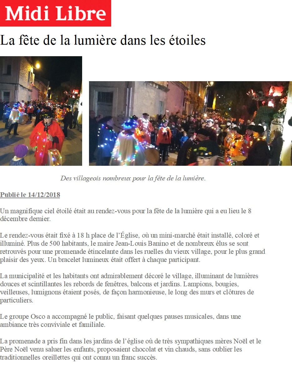 Article midi libre 141218