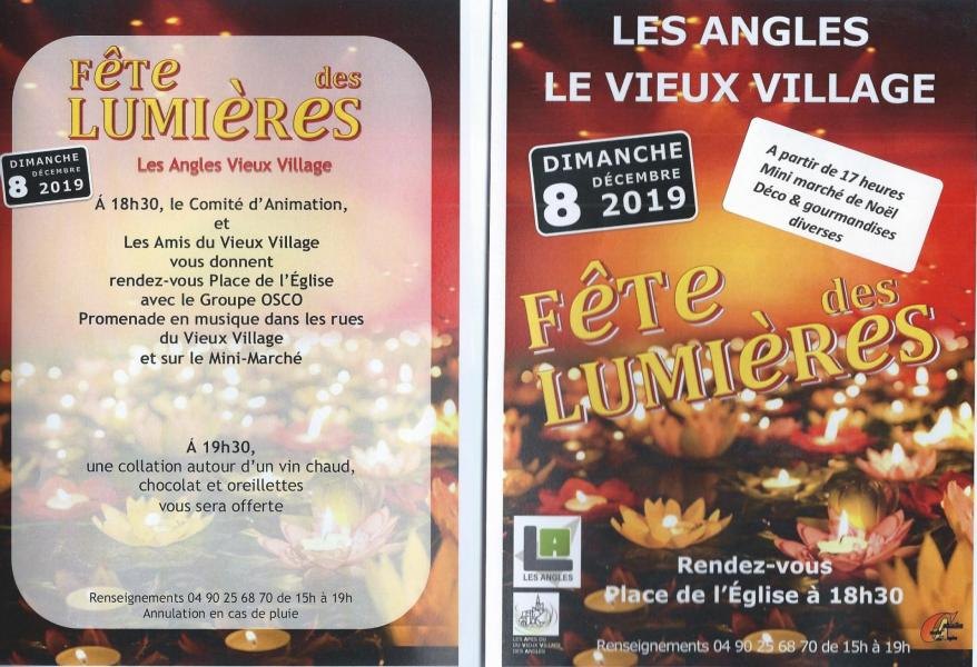 Flyer lumieres 2020
